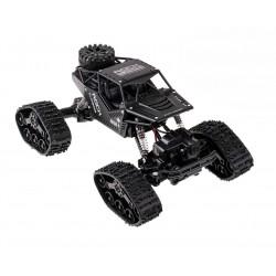 Samochód RC Rock Crawler 4x4 LHC012 auto 2w1 czarny