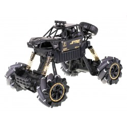Samochód RC Drift Rock Crawler metal 1:14 czarny
