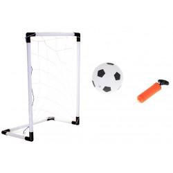 Bramki piłkarskie dla dzieci 1szt-42x62x28cm + piłka + pompka