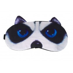 Opaska na oczy maska do spania pies