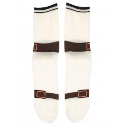 Skarpetkowe sandały skarpety z sandałami 2w1