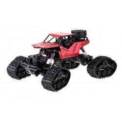 Samochód RC Rock Crawler 4x4 LHC012 auto 2w1 czerwony ..