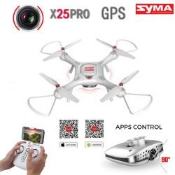 Dron Syma X25pro x25 pro GPS follow me FPV ..