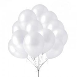 Balony lateksowe metalizowane perłowe 30cm 80szt ..