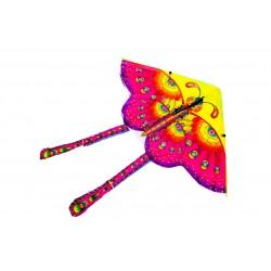 Latawiec duży 90cm motyl mix kolor ..