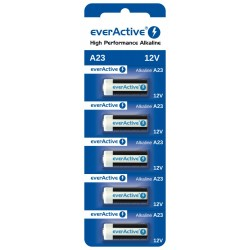 Bateria everActive Alkaline 23A blister 5szt. ..