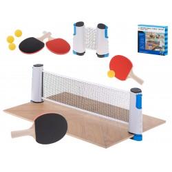 Tenis stołowy ping pong siatka paletki zestaw ..
