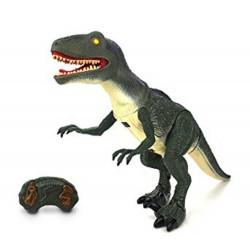 Dinozaur Velociraptor RC + dźwięki ..