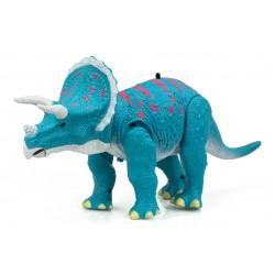 Dinozaur Triceratops RC  + dźwięki ..
