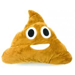 Poduszka Dekoracyjna  Emotki Emoji - poop uśmiech ..