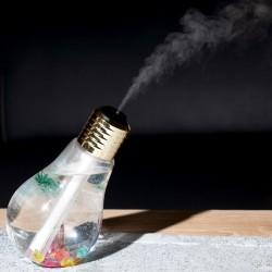 Nawilżacz powietrza żarówka LED USB ..