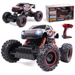 Samochód RC Rock Crawler HB PICKUP 1:14 4WD czerwony