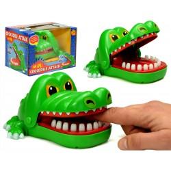 Gra zręcznościowa Krokodyl u dentysty ..